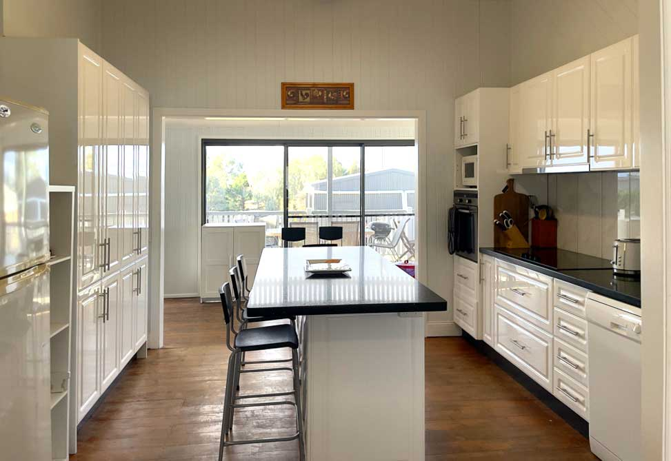 Canningvale_Ensuite_Queenroom_accommodation_warwick_qld