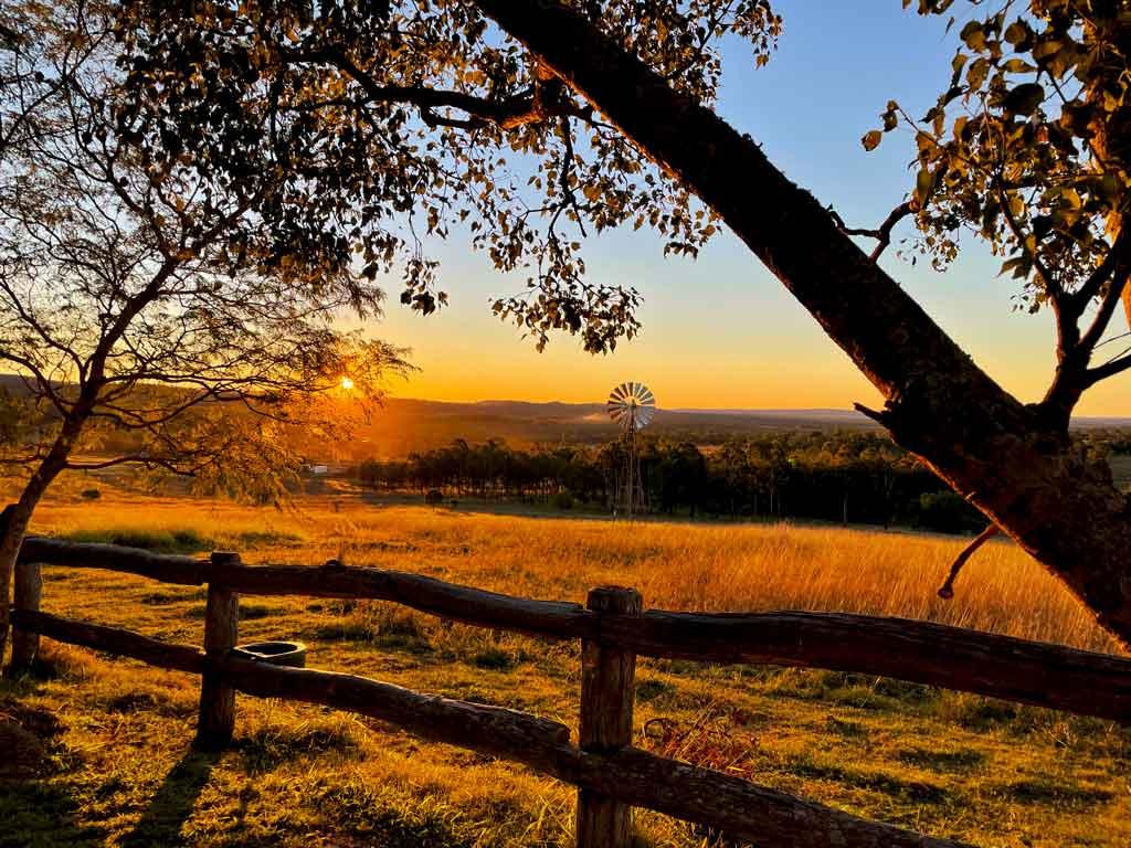 Canningvale_sunset_accommodation_warwick_qld
